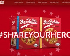 FREE Mrs. Fields Cookie on http://www.icravefreebies.com/