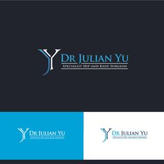 Creating Fresh Original Logo for New Young  Sydney Specialist Orthopaedic Surgeon by EasyCom