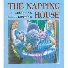 The Napping House-book by Audrey Wood with several speech/language concepts-review from Crazy Speech World. Pinned by SOS Inc. Resources @Christina & Porter Inc. Resources.