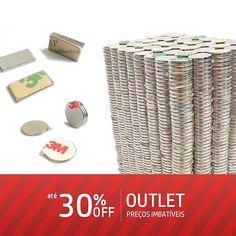 Ímãs com 30%Off !!! Conheça  a nova coleção OUTLET IMAshop.