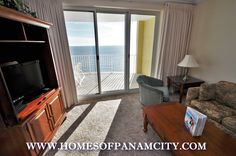 10519 Front Beach Rd. #1802 Panama City Beach, FL 32407$255,000Enjoy fabulous sunsets from your wrap around balcony, in this fully furnished condo! Unit in