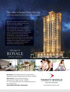 Trinity Royale - Magazine Ad