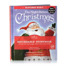 Recordable Christmas Books.12 Best Hallmark Recordable Story Books Images History