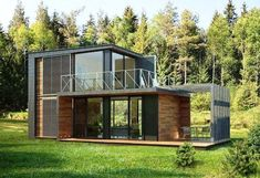 51 stunning modern container house design ideas for comfortable life every day 5 Tiny House Design Comfortable Container day design House ideas life Modern Stunning Building A Container Home, Container Buildings, Container Architecture, Architecture Design, Tiny House Cabin, Tiny House Design, Modern House Design, Shipping Container House Plans, Container Design