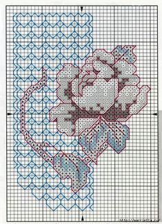 Valentine bordados rosas.  Esquema (1) (481x666, 350Kb)