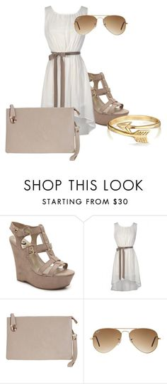 """""""Summer"""" by abbymorgan04 on Polyvore featuring Humble Chic, Ray-Ban and Bling Jewelry"""