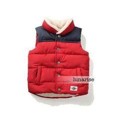 Внешнеторговые детская одежда 2014 осень и зиму одежду новый оригинальный сингл ребенок мальчик стеганый жилет шерсти жилет жилет младенца - Taobao
