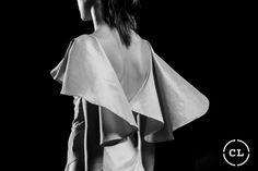 #Moda #Pasarela #fashion #colombia #colombiamoda #dress #vestido #detalle