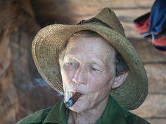 Campesino e sigaro