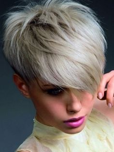 Cool Edgy Hairstyles and Haircuts - Edgy hairstyles work beautifully on women with powerful personalities simply because the edgy look needs to be worn with confidence in order to look great. Find out how you can choose a cool edgy hairstyle for your hair length so you can look incredibly stylish.