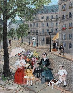 Grand Boulevard. Michel Delacroix