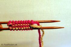 Judy Becker's magiske opslag - vrangsiden So Little Time, Friendship Bracelets, Knit Crochet, Knitting, Jewelry, Tips, Design, Threading, Jewlery