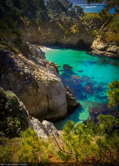 China Cove, Point Lobos State Natural Reserve, California