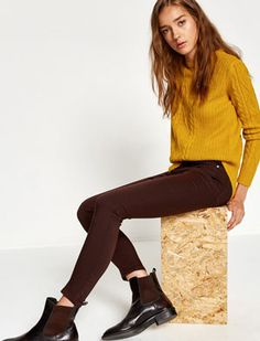 شلوار جین زنانه ترک مدل فحریه Pants, Fashion, Moda, Trousers, Women Pants, Fasion, Women's Pants, Trendy Fashion, La Mode