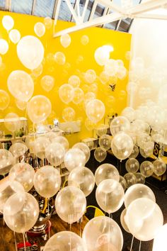 The Studio Say Hello, Tea Lights, Balloons, Candles, Studio, Creative, Globes, Tea Light Candles, Balloon