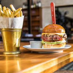#8 Republique' - BEST BURGERS IN LOS ANGELES, ACCORDING TO OUR NATIONAL BURGER CRITIC - Burger Quest