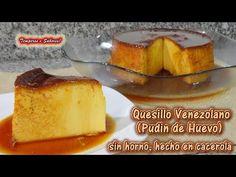 PUDIN DE CLARA DE HUEVO con solo 3 ingredientes, fácil, ligero y delicioso - YouTube
