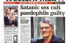 Colin Batley and The Kidwelly Satanic Ritual Child Abuse Case