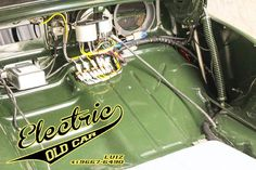 Electric Old Car https://www.facebook.com/pages/Electric-Old-Car/1412181612402260?fref=nf