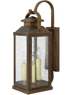 Buy the Hinkley Lighting Sienna Direct. Shop for the Hinkley Lighting Sienna Revere 2 Light Tall Heritage Outdoor Wall Sconce with Seedy Glass Shade and save. Outdoor Wall Lantern, Outdoor Wall Sconce, Outdoor Wall Lighting, Exterior Lighting, Outdoor Walls, Lighting Ideas, Lantern Lighting, Lighting Direct, Shop Lighting