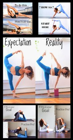 You might say that the goal of yoga is to optimize your physical, emotional, mental and spiritual well-being. Gymnastics For Beginners, Easy Yoga For Beginners, Cheer Workouts, Gym Workout Tips, Song Workouts, Morning Workouts, Workout Music, Gymnastics Workout, Gymnastics Grips