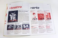 Revista DALE by Matias Chilo, via Behance