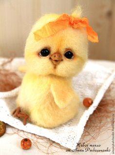 Цыпочка - желтый,цыпленок,цыплята,цыпа,курочка,курица,птицы,птица,птица игрушка