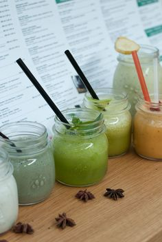 Food & Culture Smoothies Winter