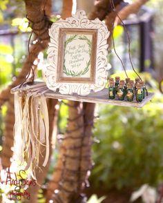 Peter Pan Inspired Wedding