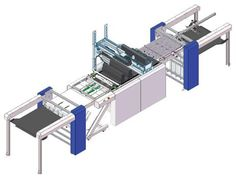 sheet-fed solution with Domino system Drupa 2016