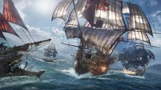 NAVAL_COMBAT_REDEFINED Pirate Adventure, Adventure Game, New Ip, Family Logo, Two Player Games, Skull And Bones, Has Gone, Change The World, Pirates