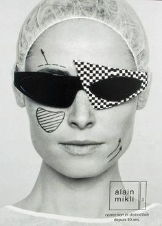 7740c23616 Alain Mikli Picasso  sunglasses Crazy Sunglasses