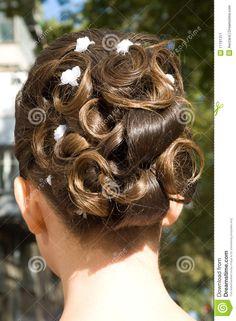 Wedding Hair Style Stock Image - Image: 11191311 ,  Wedding Hair Style Stock Image - Image: 11191311  ... , Admin , http://www.listdeluxe.com/2015/10/23/wedding-hair-style-stock-image-image-11191311/ , , ,