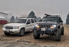 360 Idees De Grand Cherokee Lifted En 2021 Voiture Vacances En Van Jeep Wj