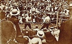 America's last-ever bare-knuckle prizefight took place in Richburg, Mississippi, on July 8, 1889. In the battle between undefeated champions, John L. Sullivan beat Jake Kilrain after 75 rounds. Bat Masterson served as the official timekeeper. - True West Archives