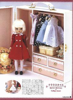 Шкаф для куклы. Обсуждение на LiveInternet - Российский Сервис Онлайн-Дневников