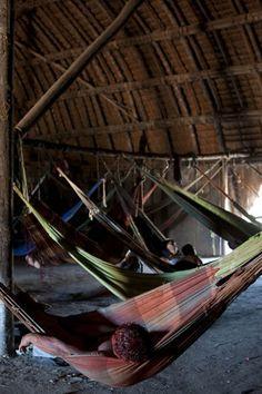 Etnia Kuikuro/ Parque Indigena do Xingu