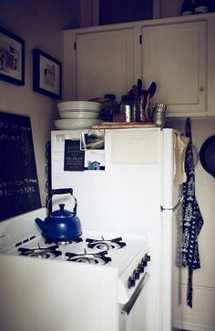 Kitchen of Julie Pointer via Design*Sponge
