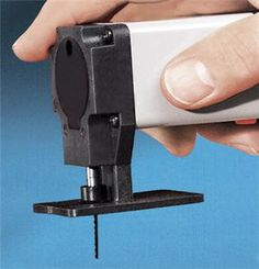 MicroLux Jigsaw / Scroll Saw - this little thing is almost 70 dollars....and it will save your back, your vision, and your time. Good investment