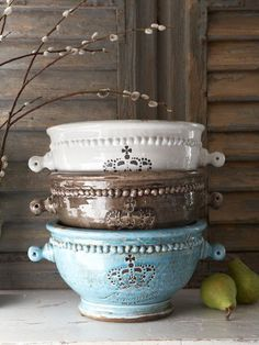Vintage Ceramic Bowl...these are beautiful!