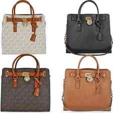 Michael Kors Hamilton Large Tote Many Styles Uxur Taxi Women Handbags