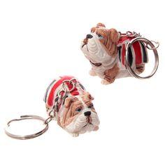 British Bulldog Union Jack Key Ring Puckator http://www.amazon.de/dp/B008XY4AYW/?m=A105NTY4TSU5OS
