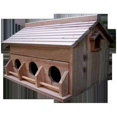 bird-house by jaci XIII, via Flickr                                                                                                                                                           bird-house                                                  ..