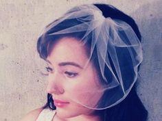 Hochzeits Braut Tüll Schleier
