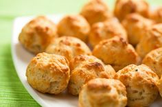 French cheese puffs recipes