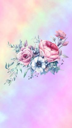 Flowers🌼🌸 Flowers Bunch, Flower Wallpaper, Wallpapers, Tattoo, Painting, Instagram, Art, Wall Papers, Art Background