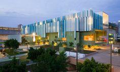 10 beautiful Australian libraries – in pictures. State Library of Queensland, Brisbane, Queensland.