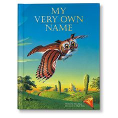 This is the coolest book.  Beckett got one as a gift.  The book is customized to your name.  Great story of finding letters for your name with animals.  And it's all rhymes - bonus!
