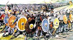 Frankish Gaul (486-987): The Battle of Tours 732 CE - Educational ...