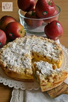 Sbriciolata alle mele (5)